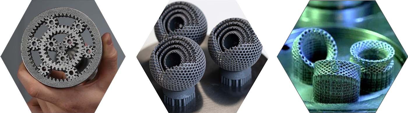 ORLAS Creator Metal Materials