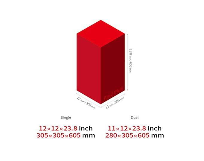 Raise3D Massive Build Volume