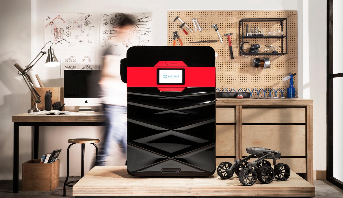 Sinterit Lisa Pro SLS Printer