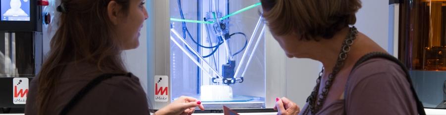 3D Printer and Scanner Rental