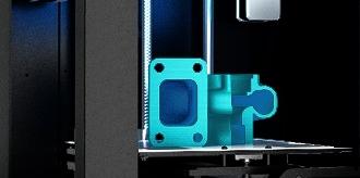 Intérieur imprimante 3D