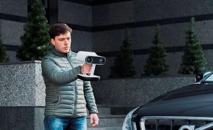 Artec Leo 3D Scanner Fast Scanning