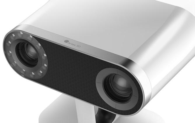 Artec Leo 3D Market Leading Accuracy