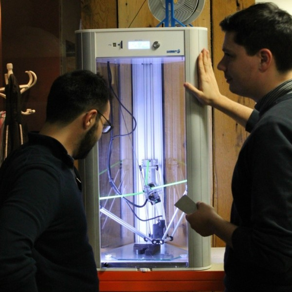 Master Your 3D Printer (Half Day)