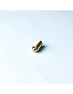 Brass Nozzle for DeltaWASP extruders 0.4 mm