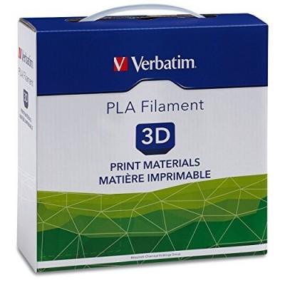 Verbatim PLA Filament 2.85mm 1kg net weight