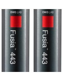 DWS Fusia 443 Resin Cartridge (set of 2)