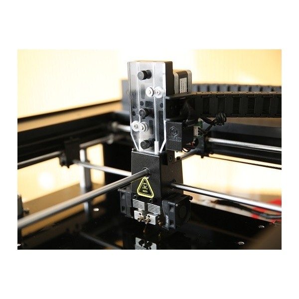 Raise3D Extruder Cover Plate-Dual