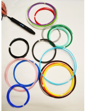 3Style 16 Colour Low Temp Filament Package