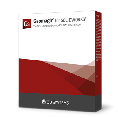 Geomagic for SOLIDWORKS with 1 Year Maintenance