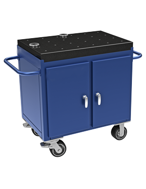 FARO Granite Rolling Cart for USB Arms