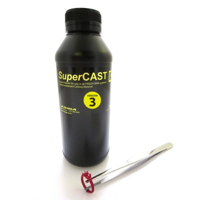 Asiga SuperCAST v3 500ml