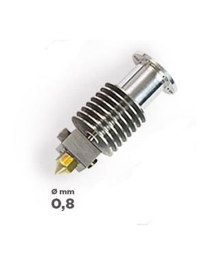 BCNozzle for SIGMA 0.8mm (Hot End)
