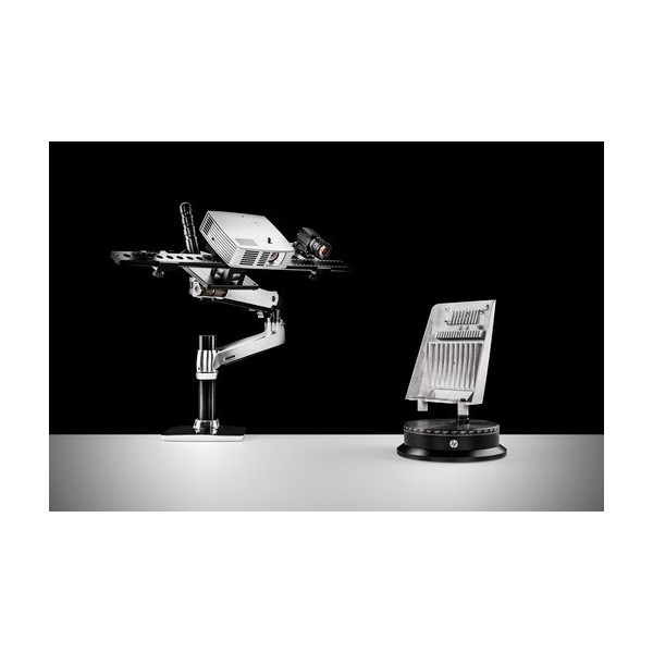 HP 3D Structured Light Scanner Pro S3 + 3D Automatic Turntable Pro