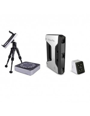 EinScan-Pro (Basic + Tripod + Turntable + Color Pack Accessory)