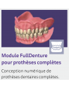 EXOCAD Software Full Denture Module
