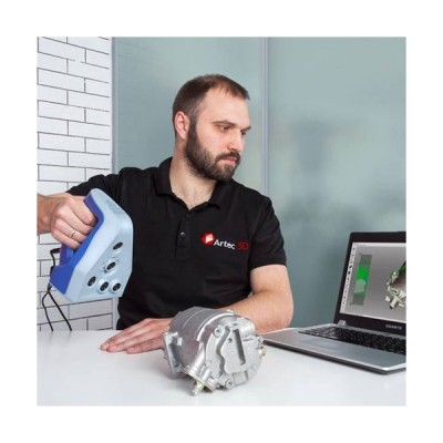 Artec Space Spider 3D Scanner