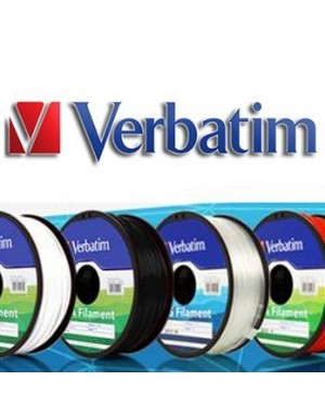 Verbatim PLA Filament 1.75mm 1kg net weight