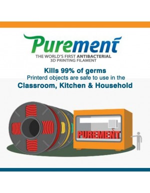 Purement Anti Bacterial Filament 1.75mm