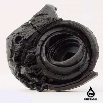 Fun To Do Deep Black 3D Resin - 1KG