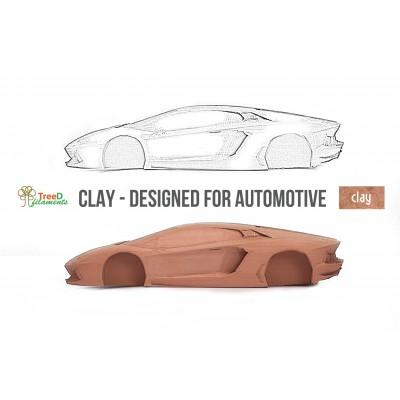 TreeD Clay 1.75mm