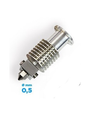 BCNozzle for SIGMA 0.5mm (High Performance Hot End)