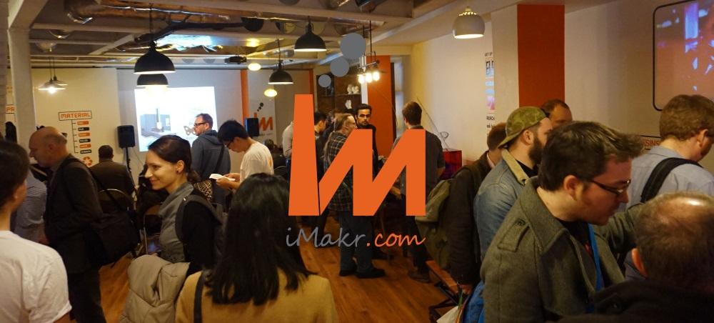 iMakr Desktop 3D Printing Show