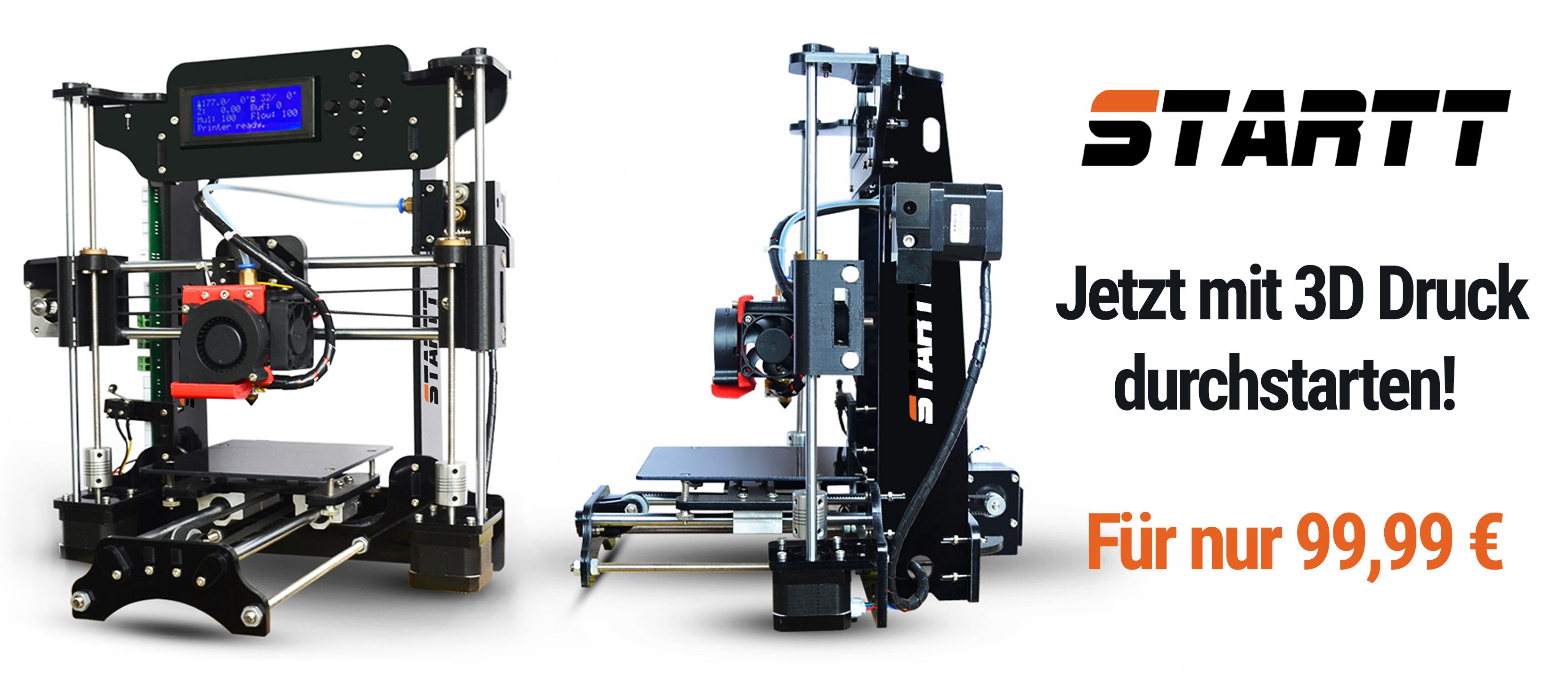 STARTT 3D Drucker