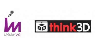 iMakr.VC partners with think3D to fund Indian 3D printing projects