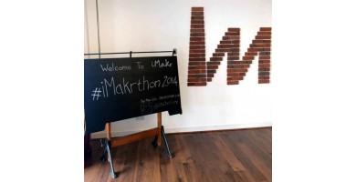 iMakr hosts iMakrthon - London's First 3D Printing Hackathon