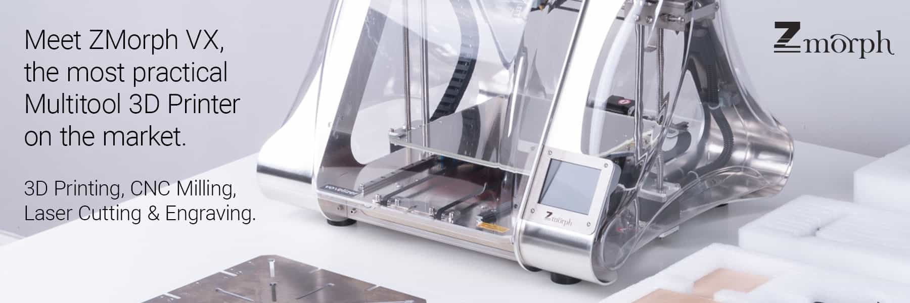 zmorph multitool 3d printer