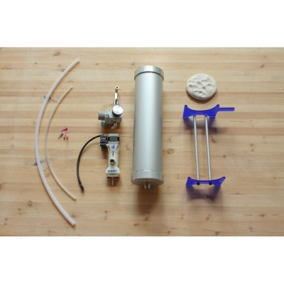 DeltaWASP 20 X 40 with Clay Extruder