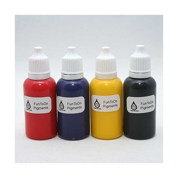 Fun To Do Pigment set 4 x 20ml