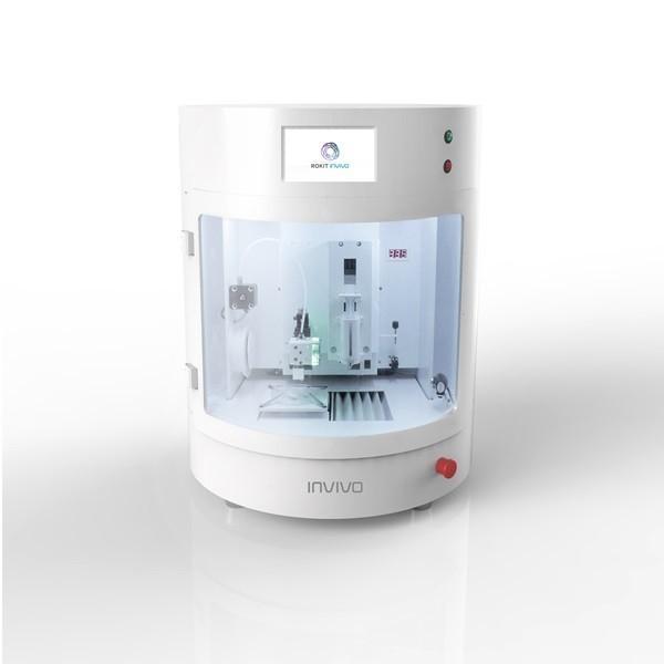 Rokit Invivo Hybrid Bio 3D Printer