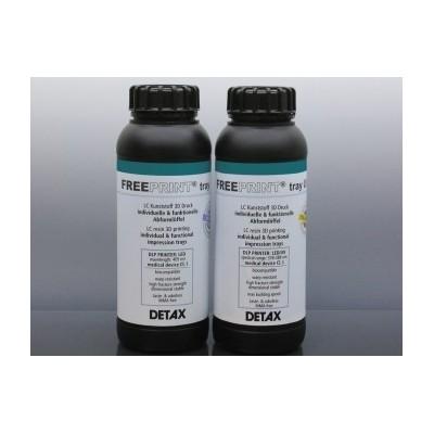 Detax Freeprint® Tray