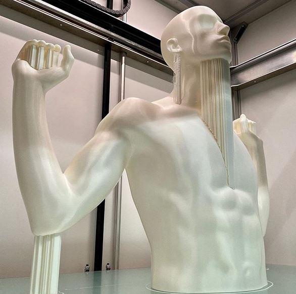 Builder Extreme Mannequin
