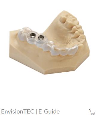 Dental E-Guide Resin