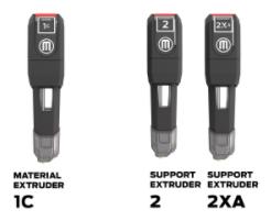 CF Extruder compatibility