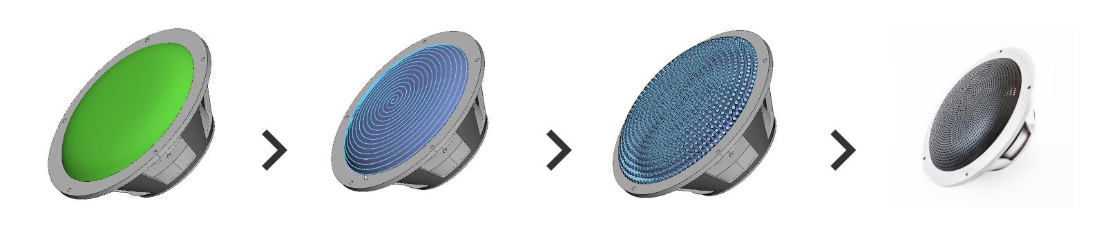 3D Texture Module