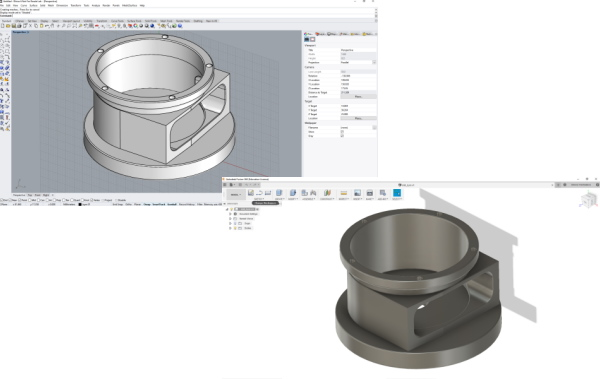 Quicksurface Full export to CAD