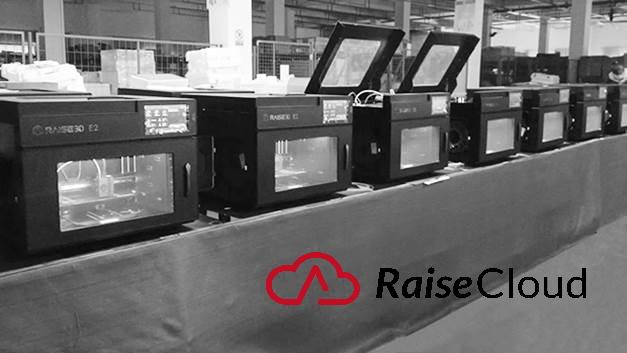 Raise3D E2 Printer Farm