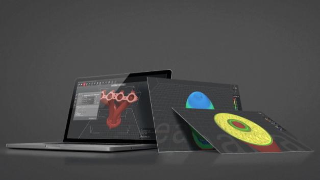 Raise3D IdeaMaker Slicing Software
