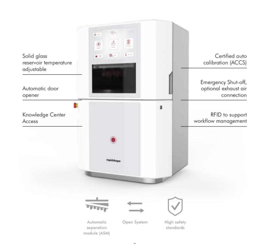 printer features