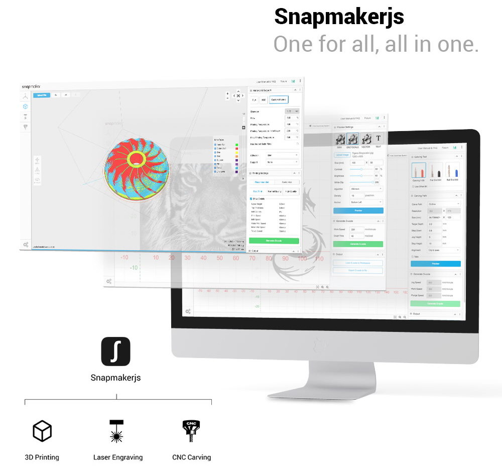 Snapmaker Software 2