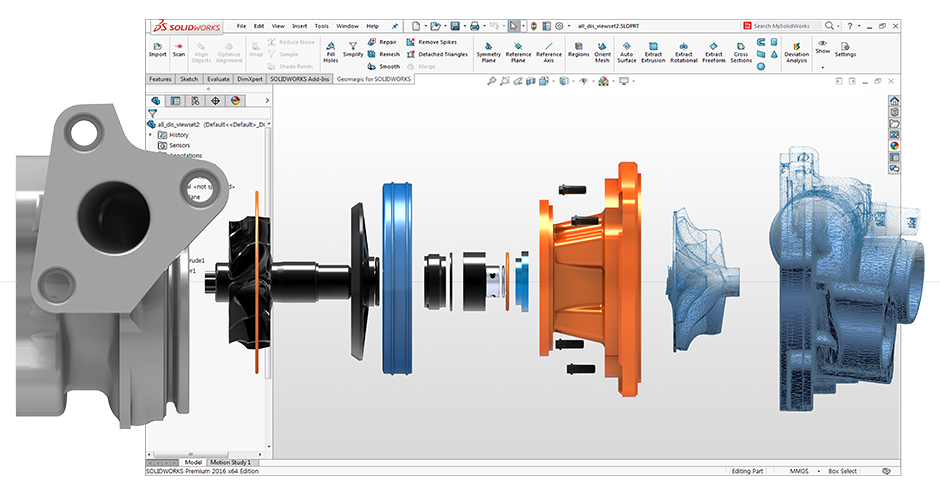 Geomagic Solidworks 2